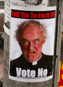 "Ireland ""Vote No"" (© Informatique)"
