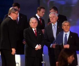 Lech Kaczyński in Lissabon (© Archiwum Kancelarii Prezydenta RP)